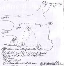 trip to the lake one and the kawishiwi river area leaving frank and the doctor on the shore dan and the kraft s continued toward this island into some pretty strong cross currents coming from both their