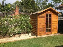 cedar garden shed thornlands