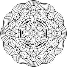 Mandala Coloring Pages Free Printable Mandala Coloring Pages Free