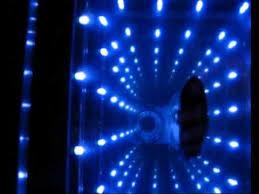 infinity mirror portal. diy infinity mirror magic optical illusion how to make one with window tint film portal c