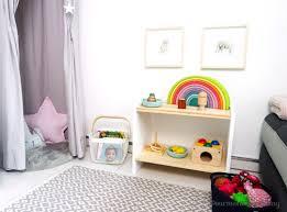 Cosimas Spielbereich In Unserem Wohnzimmer Ourmontessoriway