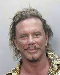 mickey rourke arrested in november 2007 by miami beach police and charged with driving under the