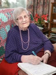 Writer, poet Marion Fields Wyllie dies at 106 | Owen Sound Sun Times