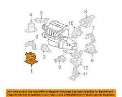 acura honda oem 06 08 tsx engine motor mount torque strut image is loading acura honda oem 06 08 tsx engine motor