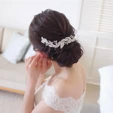花嫁の髪型ブライダルヘアアレンジ基本の全10種類 髪の毛