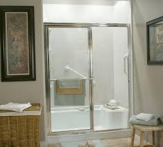 bathtub design walk in shower combo designs
