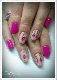 Gelové Nehty Inspirace č95 Magic Nails Gelové Nehty