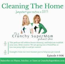 clean house routine clean house