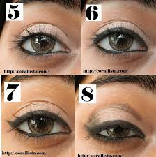 tutorial thursday kareena kapoor heavy kohl eye makeup step by step picture tutorial
