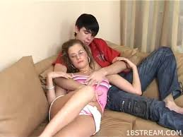 Young couple fucking hard