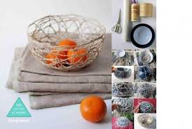 How to make your cool fruit basket step by step DIY tutorial instructions.  >>