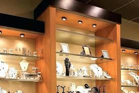 shelf lighting led. Best Under Cabinet Led Puck Lighting Direct Wire Lights Button Halogen . Shelf