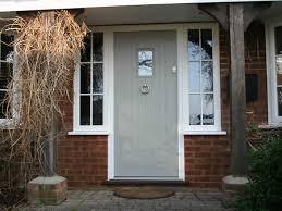 grey front doorEntrance doors  front doors in Surrey Hampshire  Berkshire