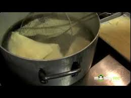 cooking pasta for lasagna you