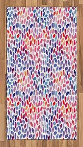 420x741 ambesonne geometric area rug trippy abstract