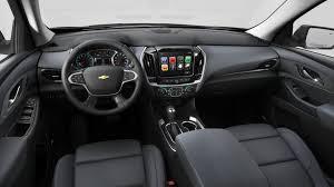 2018 chevrolet impala interior. fine interior 2018 chevrolet traverse in jet black perforated leather with dark  galvanized trim interior color hke on chevrolet impala