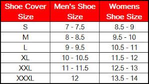 Cover Size Chart