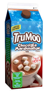 trumoo chocolate marshmallow milk make a s more
