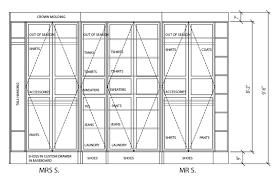 design closet house plans closetv07 inspiring closet depth design closet double rod standard bedroom closet depth dimensions
