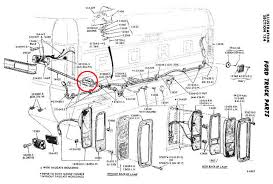 ford f100 light switch wiring diagram in addition 1964 wiring 1976 ford f100 wiring diagram at 1979 Ford F 150 Wiring Harness