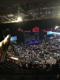 Upgraded Seats Picture Of John Paul Jones Arena