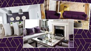 purple reign 7 ways to use this trendy color in your home decor