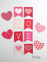 valentine decorations for office. Valentine Office Decorations. Valentines-day-love-banner---paperelli Decorations For