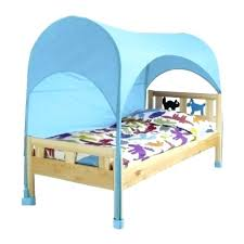 Childrens Bed Canopy Toddler Girl Tents Charming Tent Kids With ...