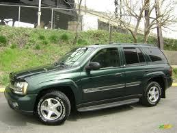 original tire size - Chevy TrailBlazer, TrailBlazer SS and GMC ...