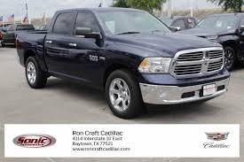 True Blue Pearlcoat 2014 Ram 1500: Used Truck for Sale in Houston ...