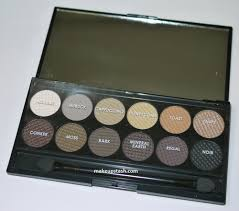 at the core of the collection is i divine eyeshadow palette in au naturel