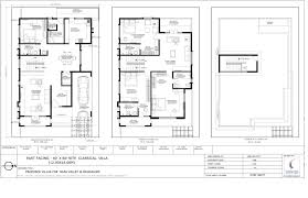 west facing house plans for 60 40 site lovely x house plans south facing square
