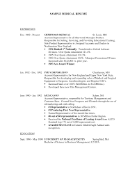 Sample Resume Of A Medical Assistant Medical Assistant Sample Resume Resume Samples 24