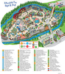 island in pigeon forge map  the island at pigeon forge