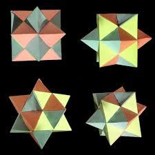 Stellated Rhombic Dodecahedron, Jeannine Mosley | 12 units, … | Flickr