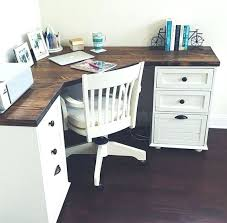 desk grace farmhouse corner desk by magnoliasandhardware on country style computer desks french country