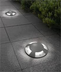 In ground lighting Linear Exterior Ground Recessed Indicator Light Ø200mm Exterior Ground Recessed Indicator Light Ø200mm Led Batten Lights Ground Recessed Lights Lighting Styles