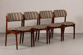 chair inspirational mid century od 49 teak dining chairs by erik