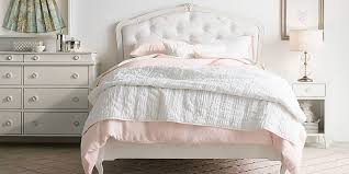 tufted bed. Colette Tufted Bed