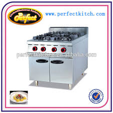 gas cooking stoves. Commercial Gas Cooking Stoves/Stainless Steel 4 Burners With Cabinet Stoves
