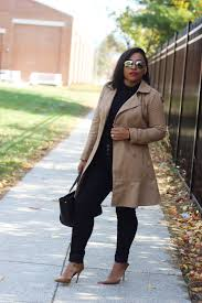 a trench coat outfit to give you inspiration