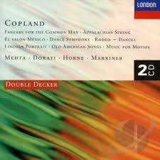 copland orchestral works dorati marrine mehta copland orchestral works