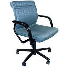 cloth office chairs. Image Is Loading Steelcase-Vecta-Series-Green-Blue-Fabric-Office-Chair Cloth Office Chairs U