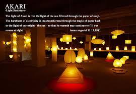 isamu noguchi lighting. Isamu Noguchi AKARI Akari 14 A (white) (bulb-shaped Fluorescent Lights E 26 - 11W) Floor Lamp Lighting
