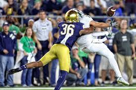 Duke Depth Chart Notre Dame Football Depth Chart For Duke One Foot Down
