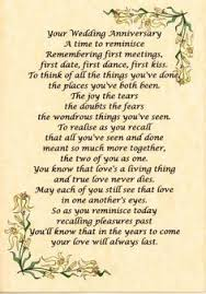 the 25 best wedding anniversary poems ideas on pinterest Wedding Anniversary Card Wording For Husband 50th wedding anniversary verses google search more anniversary card words for husband