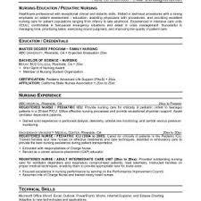 Professional Nursing Resume Template Book Of Nursing Resume Sample ...