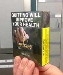 <b>Plain</b> tobacco packaging - Wikipedia