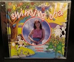 Myrna Cohen: Swinging Chai (1999 Sounds Write Productions SWP-703) New  Sealed CD | eBay