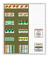 Kitchen Garden Layout Botanica Ct 5a Arafen